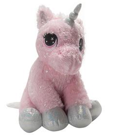 InnoGIO GIOplush Unicorn Rosa Cuddly GIO- 816ROSA 35cm