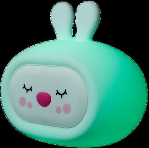 InnoGIO Silicone Night Light with Sounds GIOsleeping Bunny GIO-134 (6)