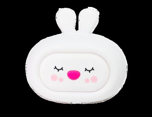 InnoGIO Silicone Night Light with Sounds GIOsleeping Bunny GIO-134 (3)