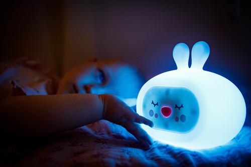 InnoGIO Silicone Night Light with Sounds GIOsleeping Bunny GIO-134 (11)