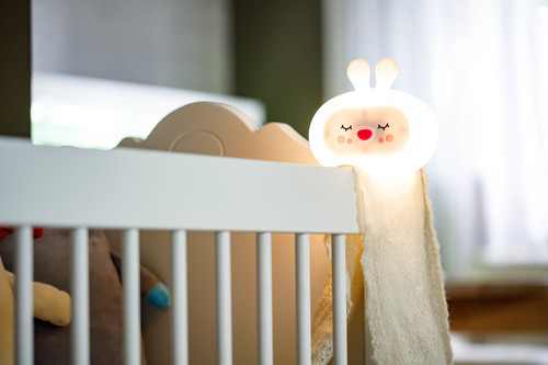 InnoGIO Silicone Night Light with Sounds GIOsleeping Bunny GIO-134 (25)