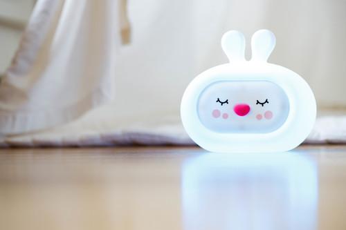 InnoGIO Silicone Night Light with Sounds GIOsleeping Bunny GIO-134 (18)
