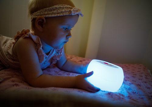 InnoGIO Silicone Night Light with Sounds GIOsleeping Bunny GIO-134 (14)