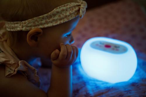 InnoGIO Silicone Night Light with Sounds GIOsleeping Bunny GIO-134 (24)