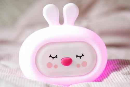 InnoGIO Silicone Night Light with Sounds GIOsleeping Bunny GIO-134 (19)