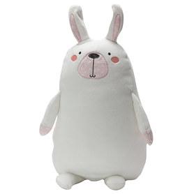 GIOplush GIOrabbit Blanc Cuddly GIO-810